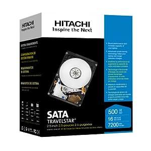 HGST Travelstar 2.5-Inch 500GB 7200R PM SATA II 16 MB Cache Internal Hard Drive (0S00157)