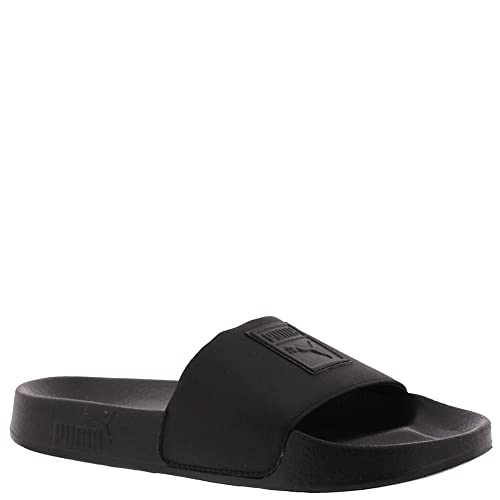85280b8c6604 PUMA Leadcat Satin Women s Sandal 5.5 B(M) US Black-Black
