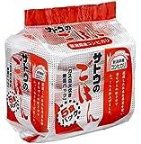 サトウのごはん 新潟県産コシヒカリ 5食パック