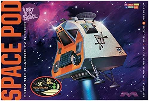 メビウス/パラグラフィックス 宇宙家族ロビンソン 1/24 スペースポッド 専用ディテールアップセット