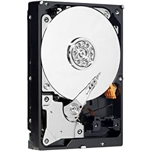 WD AV-GP 1 TB AV Video Hard Drive: 3.5 Inch, SATA III, 64 MB Cache - WD10EURX by Western Digital
