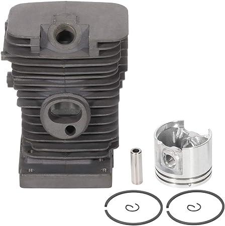New Cylinder Head Piston Kit Stihl 018 MS180 38mm Piston Pin Rings Circlips