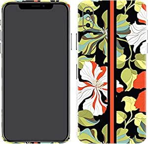 Switch iPhone X Skin Floral 01