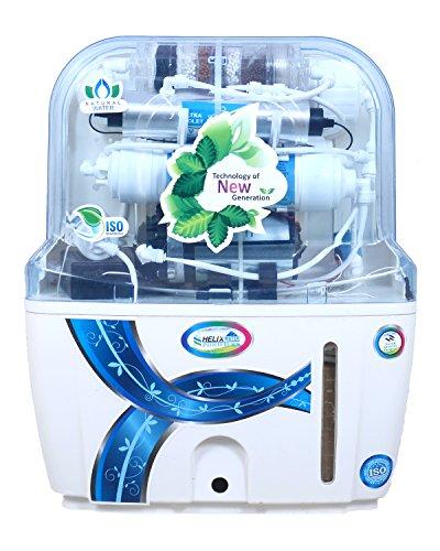 Helix Water Purifiers Helix Water Purifier Kt-777 Alkaline Added (Ro+Uv+Uf+Alkaline Filter+Tds Adjuster+Sediment+Carbon) Filter Ro Water Purifier