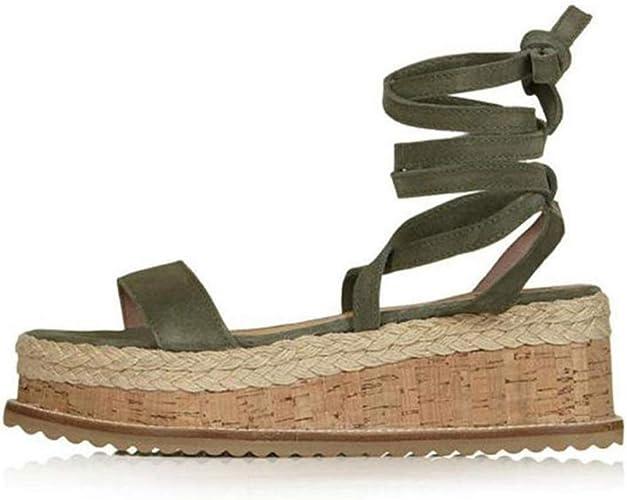 Plates Femmes Les Chaussures Sandales d'été pour Sandales