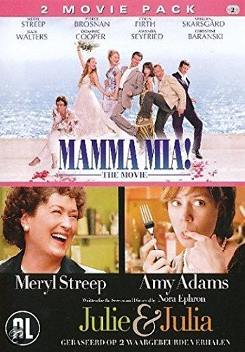 Mamma Mia + Julie & Julia: Amazon.es: Cine y Series TV
