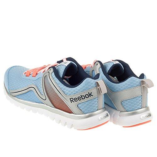 Reebok - Sublite Escape 20 - M45336 - Farbe: Hellblau-Silber-Weiß - Größe: 35.5