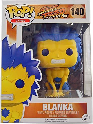 Funko - Figura Pop Street Fighter Blanka Ye