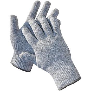 G & F 57100L CUTShield Classic level 5 Cut Resistant Gloves for Kitchen,Food Grade Cut Resistant Gloves, Large.
