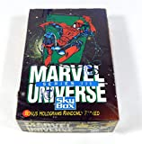 Marvel Universe Series III 3 Trading Cards Box - 36