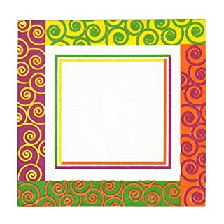 "Hanna K. Signature Collection 75 Count""Razzle Dazzle"" Paper Beverage Napkin (B00NL7I5CY) | Amazon Products"