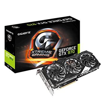 Amazon.com: GIGABYTE GeForce GTX 970 4GB XTREME GAMING OC ...
