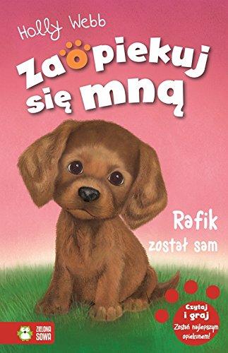 Rafik zostal sam (Polish Edition) Holly Webb