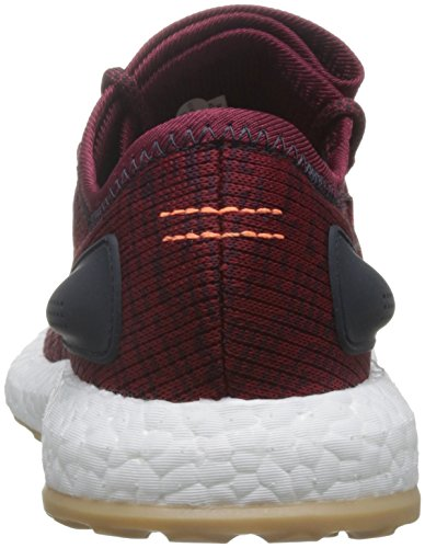 Adidas Uomini Spinta Pura Scarpe Rosse In Esecuzione (buruni / Lino / Maosno)