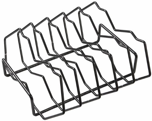 Primo PGS-95-0342 Deluxe Rib Rack for Oval Junior and Kamado Grill