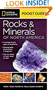 #10: National Geographic Pocket Guide to Rocks and Minerals of North America