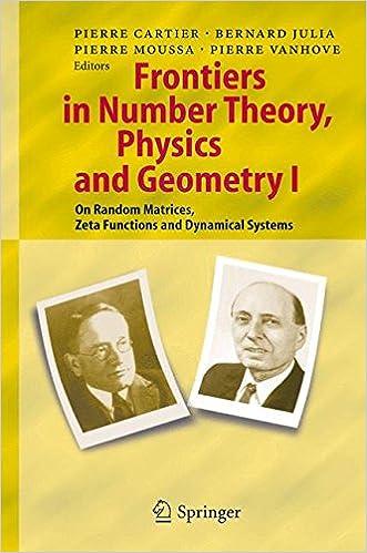 Ilmaisia kirjoja ilmaiseksi ladattavissa Frontiers in Number Theory, Physics, and Geometry I: On Random Matrices, Zeta Functions and Dynamical Systems (Vol 1) PDF