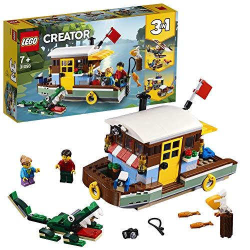 LEGO Creator - Casa Flotante del Río (31093)