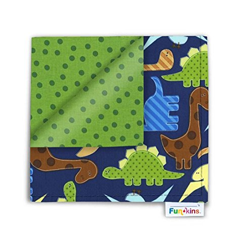 Funkins Cloth Napkin, Adventure and Beyond, in Animal Crackers in ()