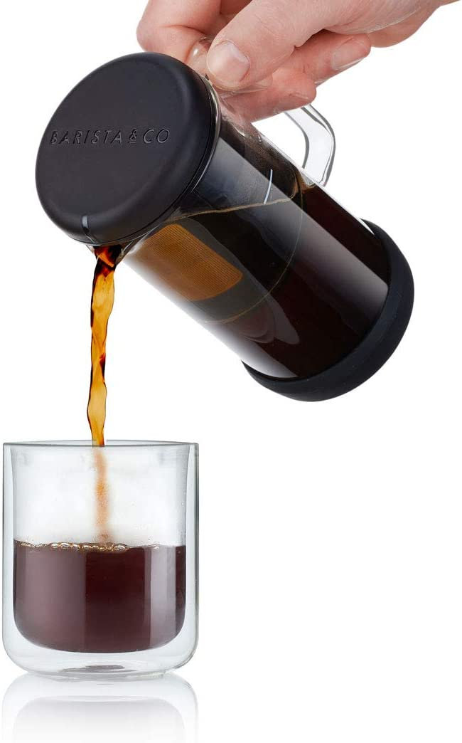 Barista /& Co One Brew Coffee Maker Glass Beaker Replacement