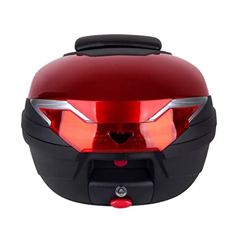 Amazon.com: Comie - Caja de transporte para motocicleta, con ...