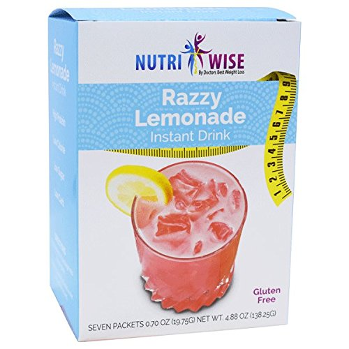 Cheap NutriWise – Protein Diet Fruit Drinks – Lemon Razzy (7/Box)