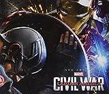 The Art of Marvel Captain America Civil War
