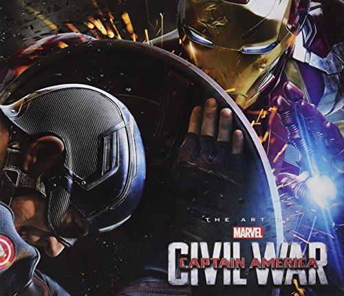 Marvel s Captain America: Civil War: The Art of th…