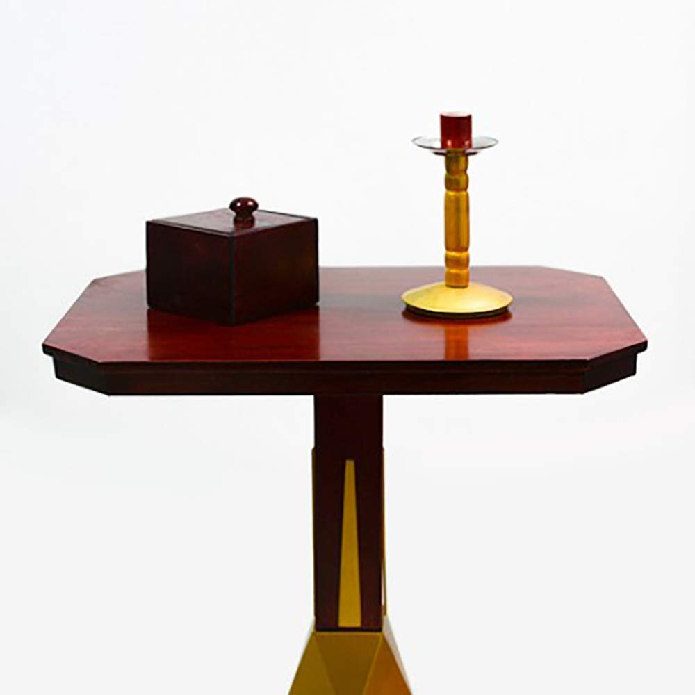 Enjoyer Floating Table (Anti Gravity Box + Metals Candlestick),Magic Tricks Stage Illusions Magician Props Floating Magic Gimmicks (Diamond Interface) by Enjoyer (Image #3)
