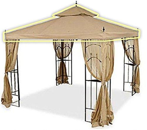 Garden Winds Replacement Canopy For Home Depot S Arrow
