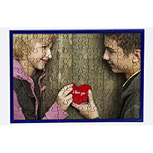 Snapgalaxy Personalized Framed Small Puzzle...