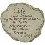 Spoontiques Life is Not Measured Step Stone