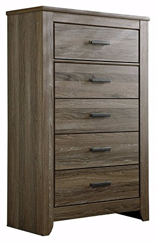 Ashley Furniture Signature Design Zelen Chest Of Drawers