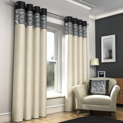 Fully Lined Curtain - 2