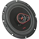 CERWIN-Vega Mobile H7653 HED(R) Series 3-Way Coaxial Speakers (6.5', 340 Watts max)