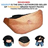 FIRESQUAD Dad Bag Fanny Pack |SECRET POCKET| Adjustable Waist Bag |REALISTIC|