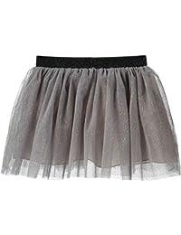 Girls Tutu Skirt Fluffy Ballet Dance Princess Layered Ruffled Sequins Tutu Gymnastics Toddler/Little Girl YM16