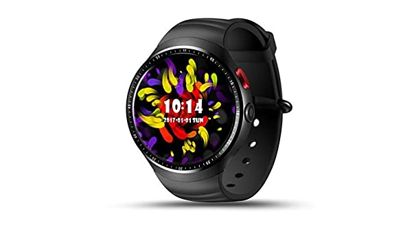 Amazon.com: Hot Lemfo LES1 Android 5.1 Smartwatch 1GB + 16GB Wearable Devices Bluetooth Wifi Smart watch Wristwatch (Black): Home Audio & Theater