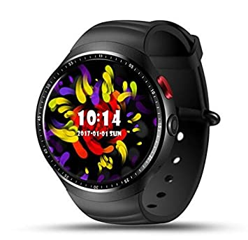 Hot Lemfo Les1 montre connectée Android 5.1 1 Go + 16 Go Wearable périphériques Bluetooth WiFi