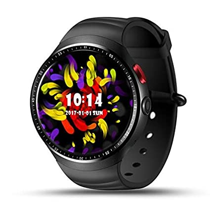 Hot Lemfo LES1 Android 5.1 Smartwatch 1GB + 16GB Wearable Devices Bluetooth Wifi Smart watch Wristwatch
