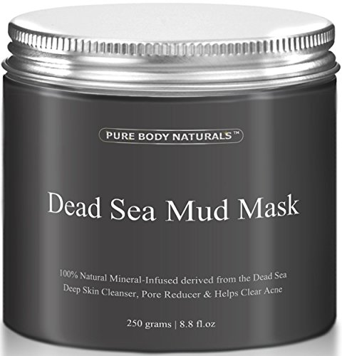Pure Body Naturals Dead Sea Mud Mask Pure Body Naturals