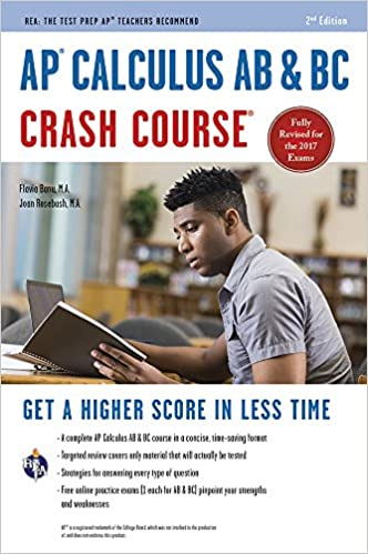 Ap calculus ab bc crash course 2nd ed book online advanced ap calculus ab bc crash course 2nd ed book online advanced placement ap crash course second edition revised edition fandeluxe Gallery