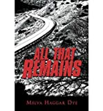 All That Remains (Paperback) - Common