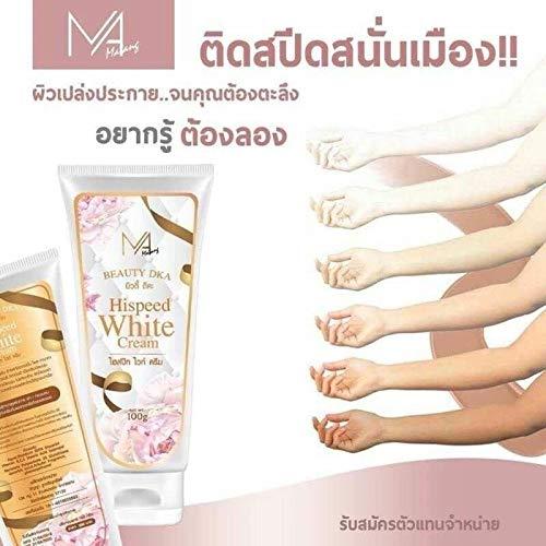Gluta cream High Speed. White 8 times faster