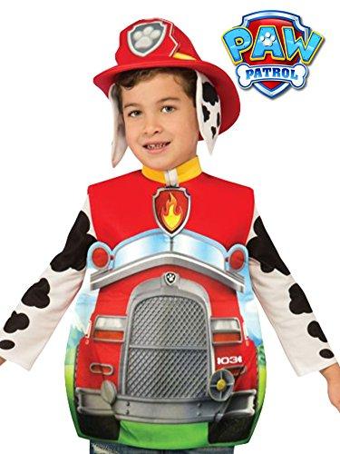 Rubie's Costume Paw Patrol 3D Marshall Child Costume