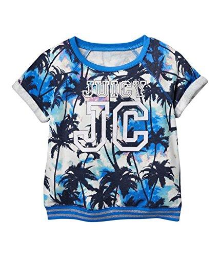 Juicy Couture Short Sleeve Hoodie - 6