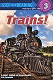 Trains!, Susan E. Goodman, 060623859X