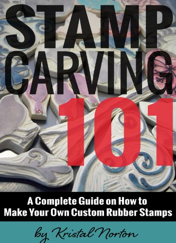 Own Art Rubber Stamp - Stamp Carving 101: A Complete Guide on How to Make Your Own Custom Rubber Stamps