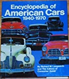 Encyclopedia of American Cars, Outlet Book Company Staff, 0517294648