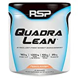 RSP QuadraLean Stimulant Free Fat Burner Powder, Weight...